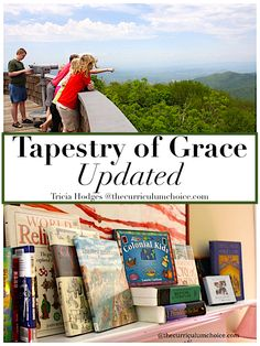 An updated review of Tapestry of Grace and how this curriculum meets learning styles, offers rich learning on all levels and makes teaching easy for mom!