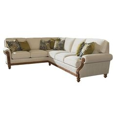tropical sofa | Home > Living Room > Sofa Sectional > Tommy Bahama Home Island Estate ...