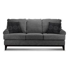 Crizia Sofa - Dark Grey