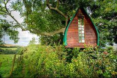 7 casas na árvore que você pode alugar para passar suas férias - Casa