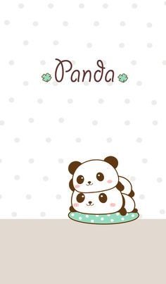 Panda So Cute.