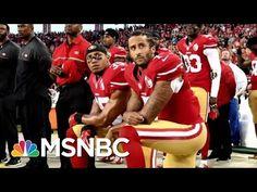 Trump Allies Lose Debate Over Police Protests And Kaepernick Kneeling | MSNBC - YouTube