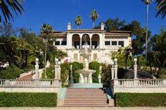 San Simion Hurst Mansion