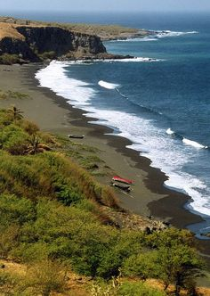 Beach, Santiago, Cape Verde Islands by Zinni (I'm off, back early July), via Flickr