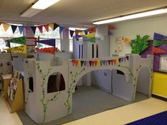 Mrs. Goff's Pre-K Tales: Our Fairy Tale Castle