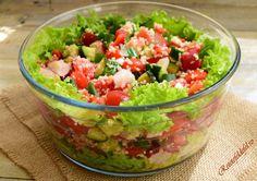 Guacamole, Mexican, Ethnic Recipes, Food, Diet, Salads, Essen, Meals, Yemek
