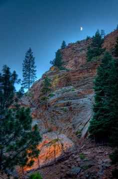 Seven Falls Canyon, Arizona  HDR by Timmy the Camera Guy, via Flickr