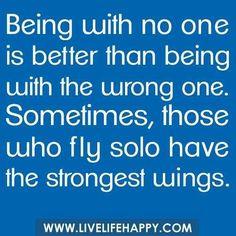 The Single life!!