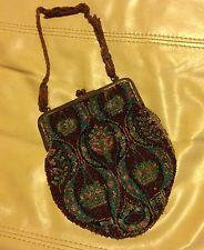 Antique beaded purse | eBay