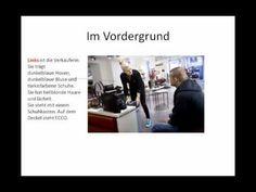 A2 - B1 Prüfung Bildbeschreibung - 1 - - YouTube