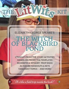The LitWits Kit for THE WITCH OF BLACKBIRD POND by Elizabeth George Speare - LitWits