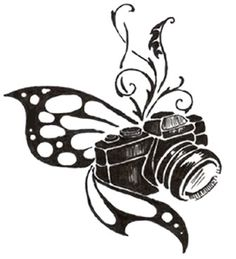pixie camera tattoo