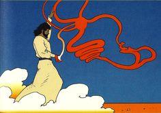 orano : Moebius #15 from 2001 AD Stardom Edition , Paris 2000