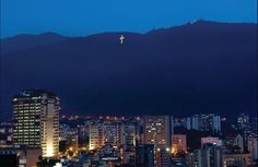 Cruz del Ávila - Caracas (lights every year from december 1st to january 6th)