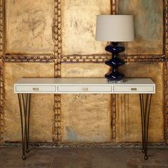 Ravel Console Table - Console Tables - Tables - Products