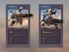 Card Exploration - Titanfall 2