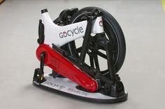 """""""電動アシストに見えない""""折り畳み電動アシスト自転車「Gocycle GS」…その2つの秘密とは? - インターネットコム"""