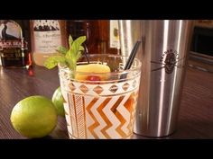Mai Tai Cocktail - The Cocktail Spirit with Robert Hess - Small Screen™ Cocktail Recipes, Bartending and Mixology and Cooking Videos