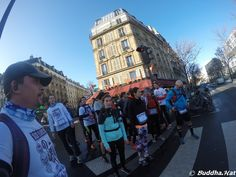 Barathon by #boostbirhakeim D-Day 31.01.2015 Etape 1 Direction Batignolles