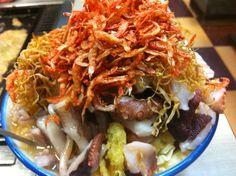 Seafood Monjya