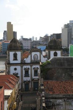 Old Town Recife - Brazil