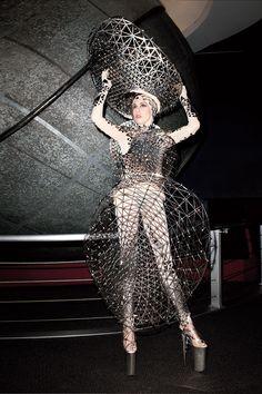 Harper's Bazaar 2014 & LADY GAGA #fashion