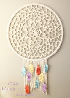 DIY Crochet PATTERN Dream A Little Dream par ErinBlacksDesigns