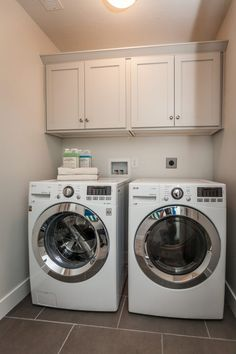 Mudroom & Laundry Room Decor Idea Gallery | EDGE Homes
