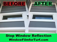 The best window film to protection artificial grass from melting is Turf Guard Window Film. In the picture you can see Turf Guard is a clear window film solution that is barely noticeable and protects artificial grass from melting from window glare. Window Reflection, Best Windows, Artificial Turf, Window Film, Grass, Exterior, Pictures, Photos, Photo Illustration