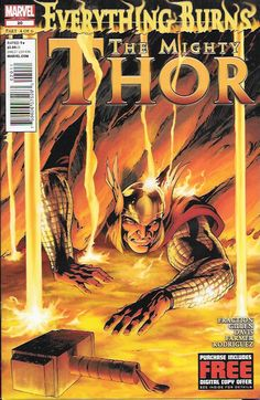 The Mighty Thor # 20 Marvel Comics Vol 1