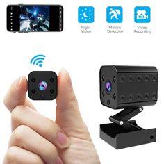 The Best Button Cameras for Discreet Recording | SPY Wifi Spy Camera, Hidden Spy Camera, Wireless Camera, Button Camera, Mini Camera, Security Surveillance, Surveillance System, Personal Camera, Nanny Cam