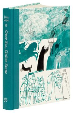 Over Sea, Under Stone, the first of five books in Susan Cooper's Dark is Rising Sequence. Captivating illustrations by Laura Carlin feature in our Folio edition.