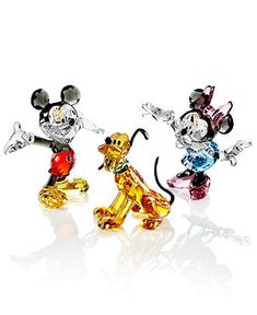 Swarovski Collectible Disney Figurines Collection - Home Decor - for the home - Macy's