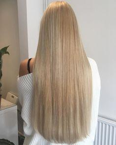 mooi haar Hairstyles For Open Straight Hair Blonde Hair Looks, Brown Blonde Hair, Long Curly Blonde Hair, Straight Long Hair, Blonde Honey, Sandy Blonde, Medium Blonde, Honey Hair, Thick Hair
