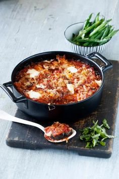 Melanzane alla parmigiana | Maku I Love Food, Good Food, Salty Foods, Vegetable Dishes, Easy Cooking, Wine Recipes, Food Inspiration, Easy Meals, Food And Drink