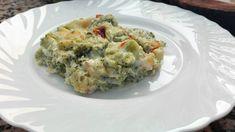 Aymajames: Abadejo con brócoli gratinado