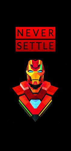 Oneplus Wallpapers Phone Wallpapers Never Settle Wallpapers Avengers Wallpaper Simple Art