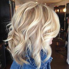 48 Meilleures Images Du Tableau Balayage Californien Haircolor