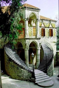 قلعة المختارة، لبنان ElMoukhtara Castle, Lebanon