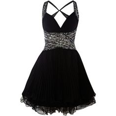 I Must Have This....     FOREVER UNIQUE Pleated Diamante Detail Dress