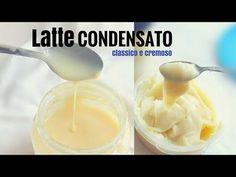 LATTE CONDENSATO FATTO IN CASA DA BENEDETTA - YouTube