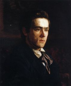 Portrait of Samuel Murray, by Thomas Eakins, 1889, private collection
