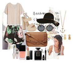 """Nude"" by tiffcso on Polyvore"