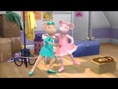A theme intro of Angelina Ballerina, she's returned to a new school. Meet her new friends, and have fun with their adventures. This copyright belongs to Robe. Angelina Ballerina, Theme Song, New Friends, Google Play, Songs, Make It Yourself, Youtube, Song Books, Youtubers