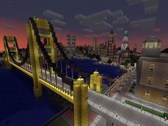 City of Caveport Minecraft Project