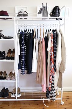 I've been living with less, or should I say, with a capsule wardrobe, for a good 18 months now. I've streamlined my closet, I've discovery my personal style, and seldom find myself feeling like I'v…
