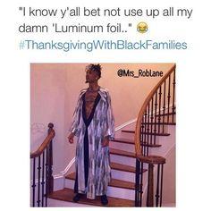 #ThanksgivingWithBlackFamilies http://www.hiphopdugout.com/videos