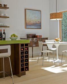 Dwell - Orleans Modern Green Home