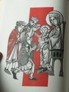 Liturgical Press Altar Missal Epiphany Art