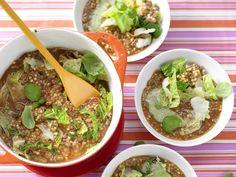Hackfleischeintopf mit Wirsing - Kochen für viele Kinder - smarter - Kalorien: 341 Kcal - Zeit: 30 Min. | eatsmarter.de Hackfleisch mag die ganze Familie. Hier werden alle satt.